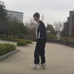 フリーラインスケート(free line skates)3