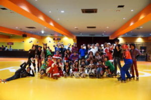 ラウンドワン名古屋西春店クリスマス2015-2