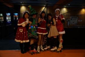 ラウンドワン名古屋西春店クリスマス2015