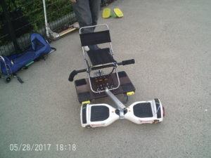 改造バランススクーター1