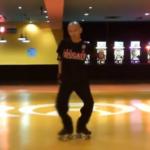 ローラーダンス・クレイジーレッグス(crazy legs)1