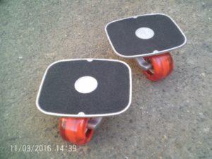 フリーラインスケート