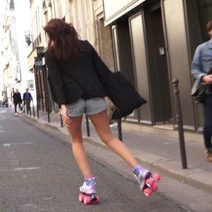 ストリート・ローラースケート
