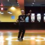 ローラーダンス・新しい練習ナンバーダンス11