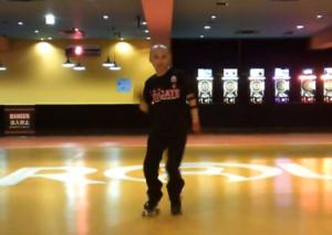 ローラーダンス・クレイジーレッグス(crazy legs)4