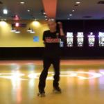 ローラーダンス・クレイジーレッグス(crazy legs)3