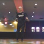 ローラーダンス・パンチ踊り2