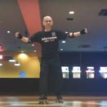 ローラーダンス・パンチ踊り14