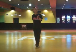 ローラーダンス・東京の「24K magic」11
