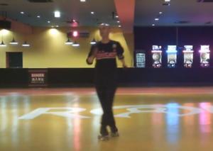 ローラーダンス・東京の「24K magic」6