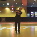 ローラーダンス・東京の「24K magic」2