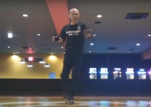 ローラーダンス・パンチ踊り15