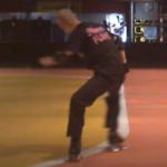 ローラースケート・イーグルのフォアターン