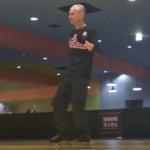 ローラーダンス・後ろ足だけのヤコブスラダーダブルを2回