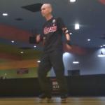 ローラーダンス・後ろ足だけのヤコブスラダー+前足のヤコブスラダー