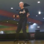初級用ローラーダンス1