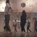 ローラーダンス・ヒップホップダンス教室1