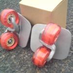 フリーラインスケート・ドリフトスケート赤20200412-9