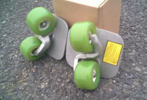 フリーラインスケート・ドリフトスケート緑20200412-9
