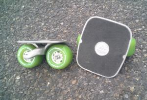 フリーラインスケート・ドリフトスケート緑20200412-6