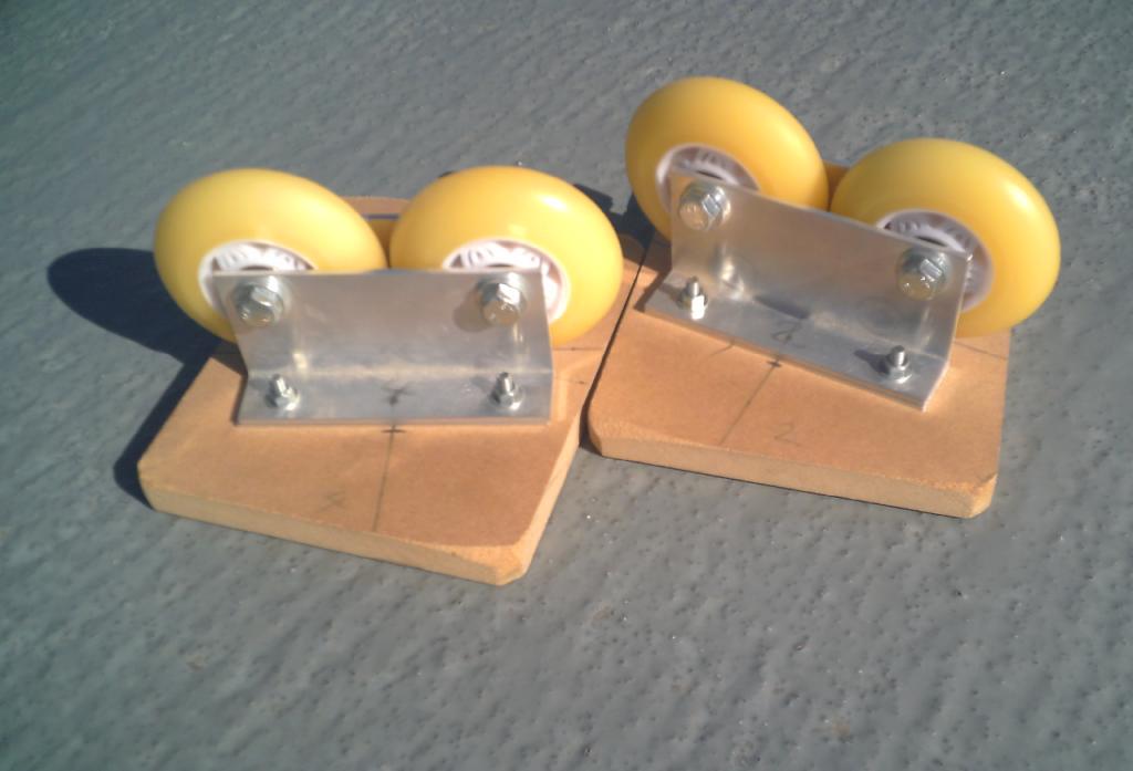 フリーラインスケート・インラインスケート用の80mmウィール使用5