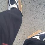 フリーラインスケート・滑る