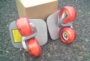 フリーラインスケート・ドリフトスケート赤20200412-10