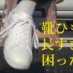 フリーラインスケート・ダブル蝶々結び