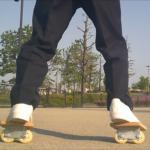【練習方法】フリーラインスケート・フォアの練習ルーチン(Free Line Skates, Fore Practice Routine)