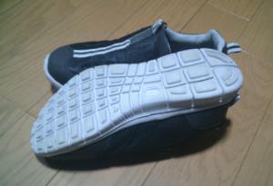フリーラインスケートに適さない靴2