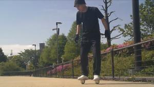 フリーラインスケート・目玉おやじ2