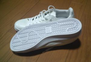 フリーラインスケートに適した靴2