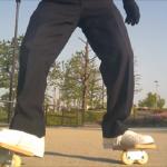 【練習方法】フリーラインスケート・バックの練習ルーチン(Free Line Skates, Back Practice Routine)