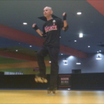 【ローラーダンス】ユキ・ヤストコさんのクロッギング に出てきた新しいステップ!
