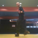 インラインスケートでエイトサークルを踊ろう!